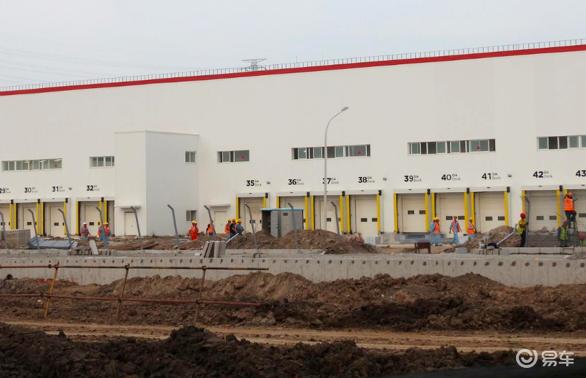 特斯拉上海超级工厂获准生产 国家电网已供电