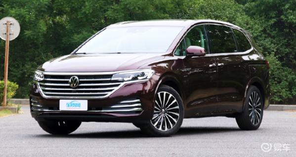 2020款上汽大众威然新车商品性评价