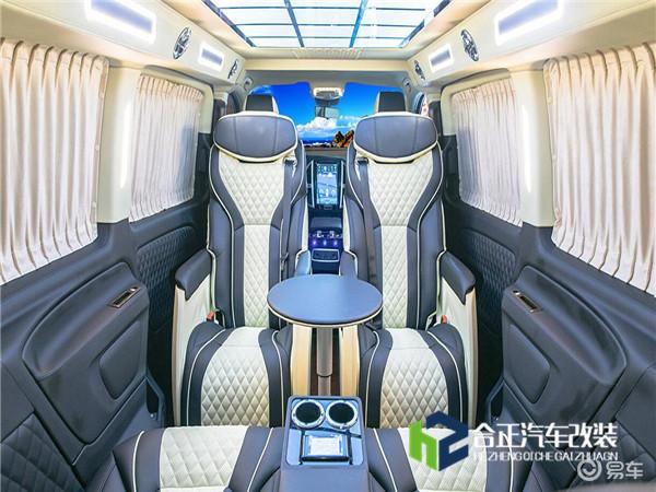 奥德赛第二排航空座椅改装,合正全新氛围缔造绝佳空间感