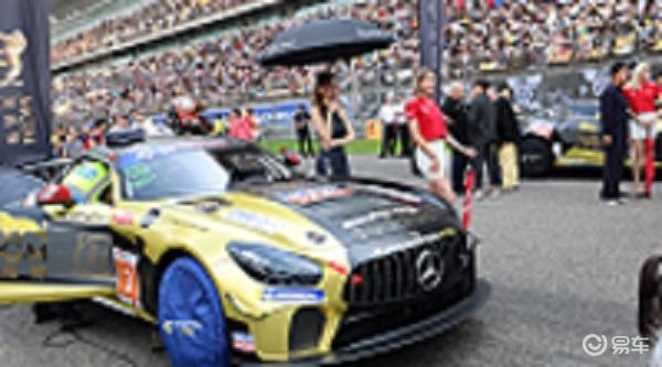 China GT总决赛,车比车模好看,车模没赛车激情