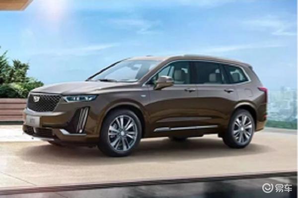 大型豪华SUV新标杆:凯迪拉克XT6增七座版,凸显个性化