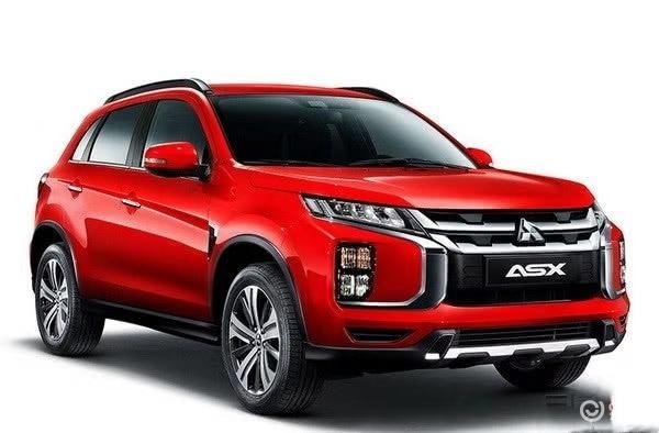 三菱劲炫即将亮相新车,2.0T+无级CVT,外观更时尚