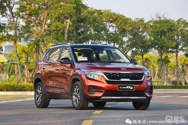 2019广州车展上市车型之:全新一代KX3傲跑