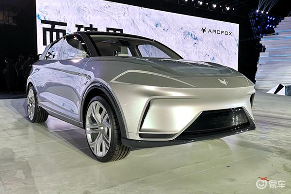 NEDC续航600km,这款SUV会是纯电领域搅局者吗?