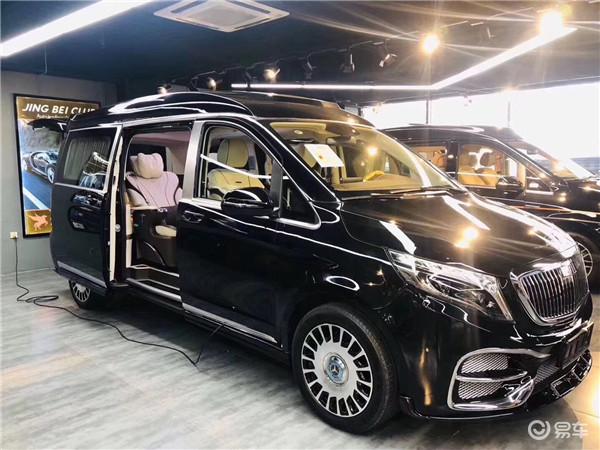 2020奔驰商务车七座新款价格奔驰最新款商务车价格