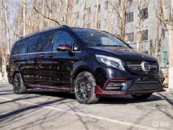 2020款奔驰迈巴赫商务车价格2020奔驰商务车七座新款