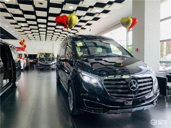 奔驰商务最新汽车价格威霆改装车价格