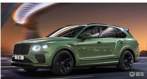 宾利新款添越售246.2万元 首批新车9月份抵港