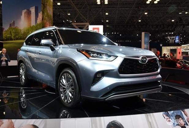 """车身加长,新增混动系统,新款丰田汉兰达上市后又是""""爆款"""""""