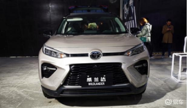 尺寸更大的丰田威兰达将于2月28日上市