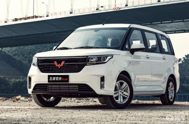 神车再推新车系 五菱宏光PLUS将于10月16日上市