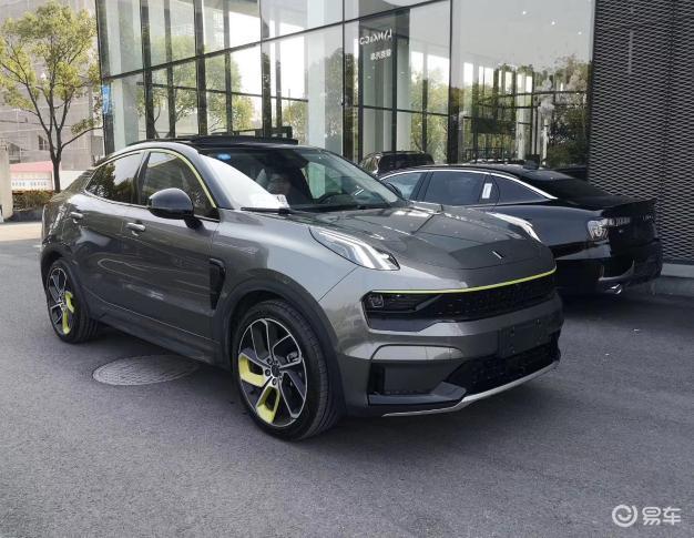 领克全新轿跑SUV,内饰质感升级,25万起售必成爆款