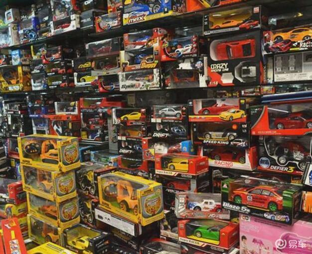 """六一你尽管挑这些""""玩具车""""给孩子"""