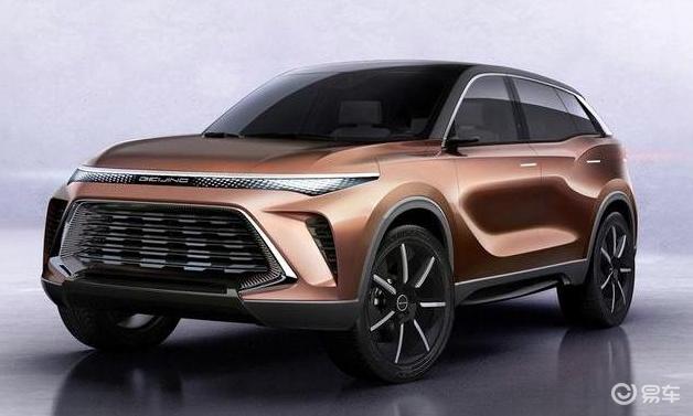 北京汽车全新SUV曝光,比瑞虎8更大,卖什么价格会火?