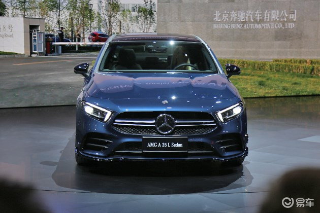 首款国产AMG,或35万起售还加长,破百不到5秒