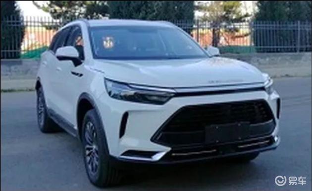 看个新车丨全面加长放大,全新北京X7将接替绅宝X65