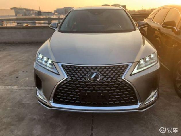 2020款雷克萨斯RX350天津港现车最新报价优惠
