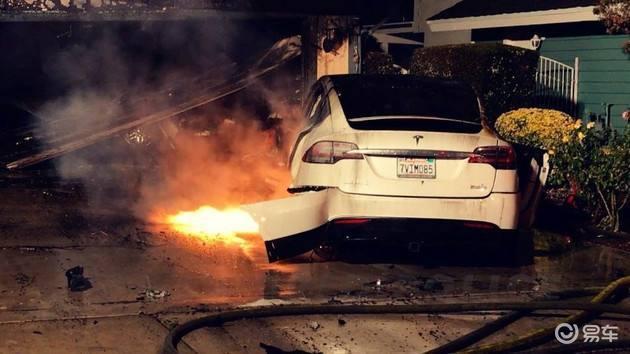 2W多的电动汽车有安全性可言么?电池会爆炸?撞车会死人
