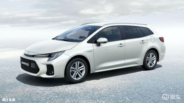 铃木全新旅行车发布!年底即将开售/搭1.8L混动