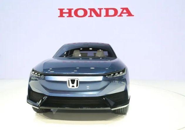 全面发力纯电动汽车领域?本田SUV e概念车传递积极信号