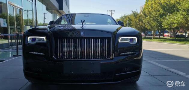 劳斯莱斯魅影真正的王者跑车现车售价