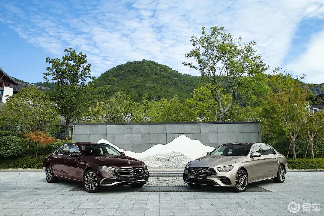 抢先体验全新一代奔驰E级,自动驾驶科技更智能