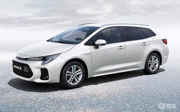 e汽车 铃木Swace英国市场开售