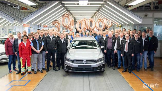 又一款轿车告别美国市场,大众帕萨特计划2023年后停产