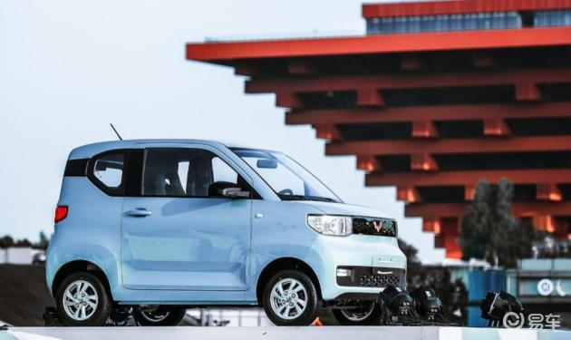 五菱宏光MINIEV驱动新能源汽车后市场发展