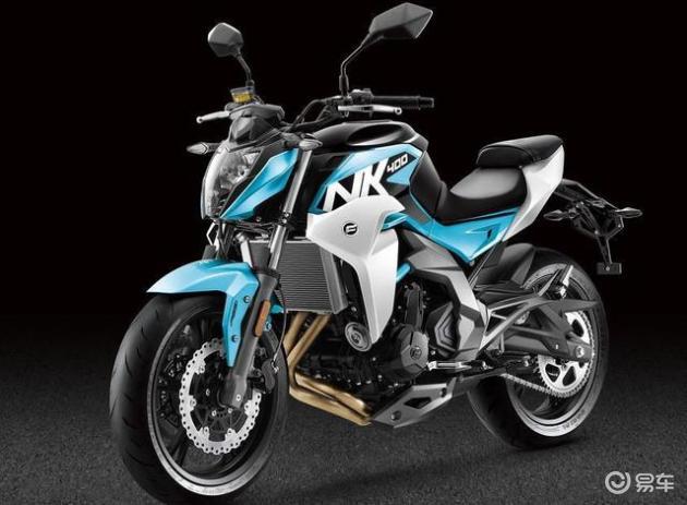 实用代步摩托!高速稳如牛,400cc直列双缸水冷40马力,起步价3.0万