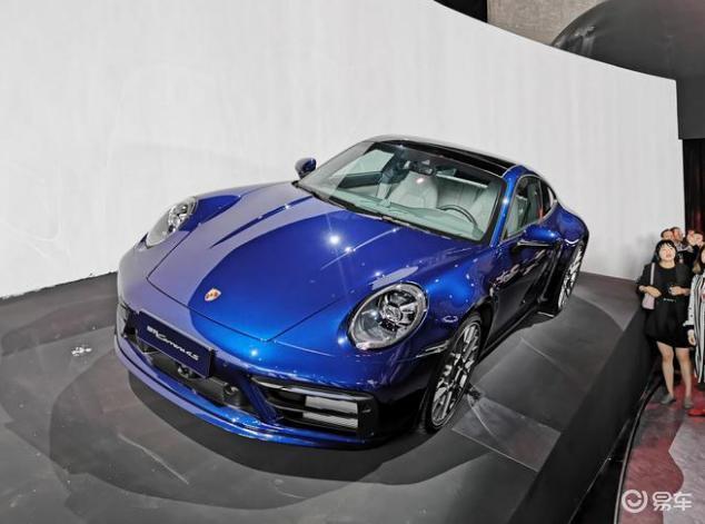 车动态:新保时捷911;宝马销量创新高;大众出售兰博基尼