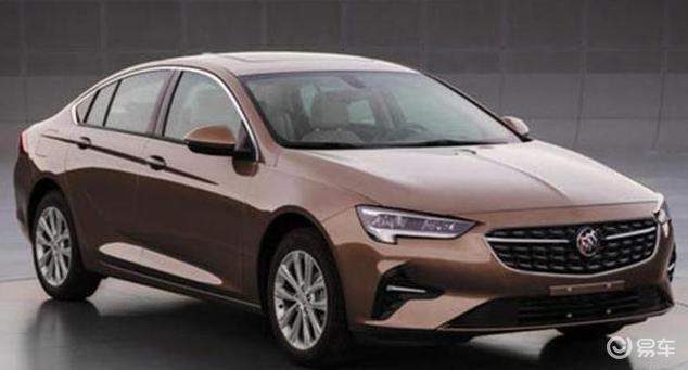 2020款君威实车颜值大增,搭配按键式换挡,还卖不上价?