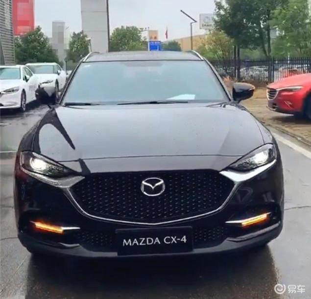再等1个月!马自达SUV上市,颜值不输X6,配2.5自吸