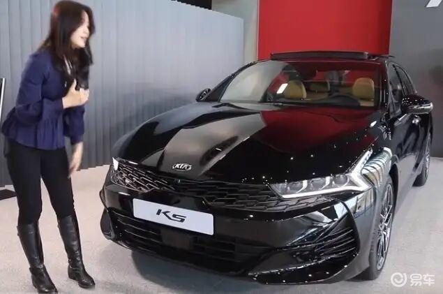 2020款新K5轿跑上市,折合12.4w,还买雅阁?
