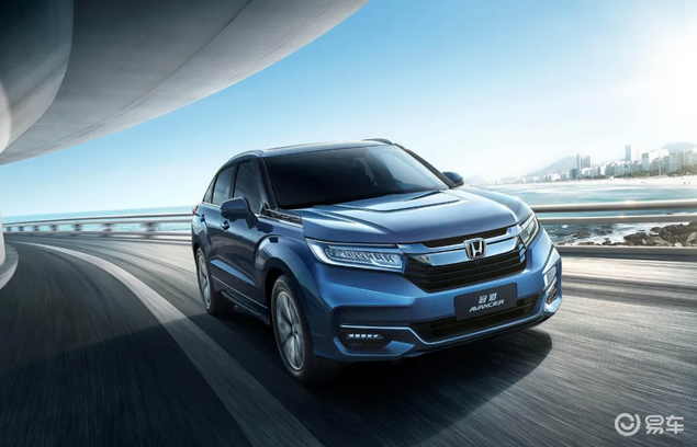 广汽本田的王牌SUV改款!月底上市,25万左右无对手?