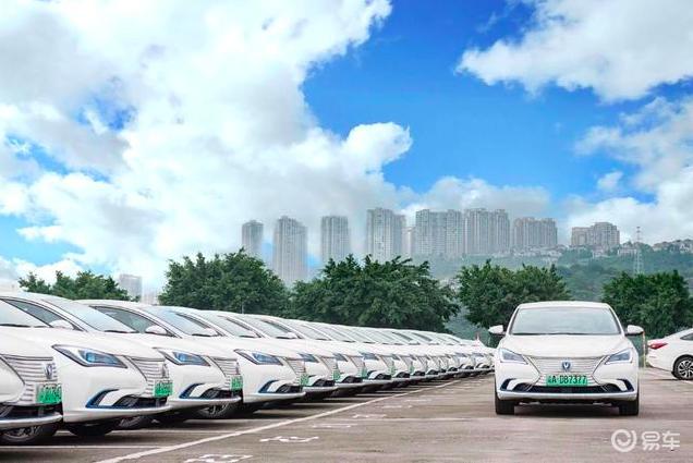 T3出行重庆上线,长安逸动EV460用实力为网约车代言
