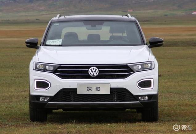大众为年轻人打造的SUV,已降到11万内,销量高过途观L