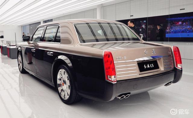 最强中国制造,双色车身,配12缸动力,比开劳斯莱斯更有面