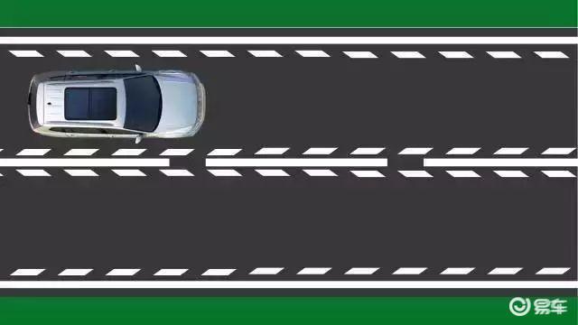 这些高速公路标线,一定要认识!