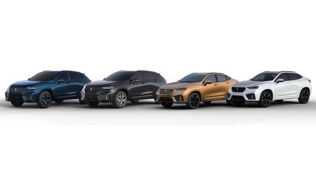 奔驰女车主的选择VV7,新款9月发布,车型增多配置提升