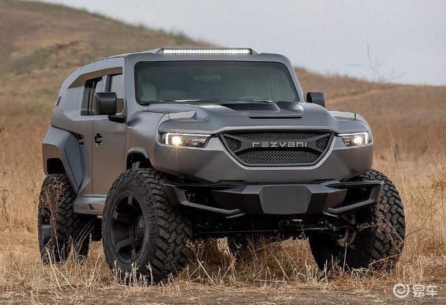 老美车厂打造的这台SUV,悍马大G都要慌