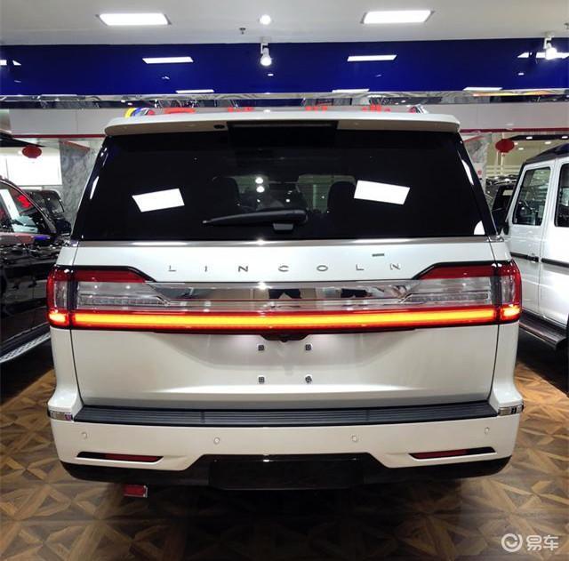 这SUV有点猛 !车长5米3,比X5霸气,配3.5T引擎