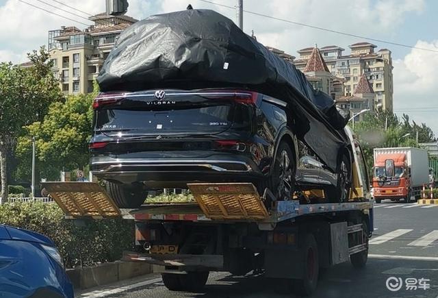 上汽大众全新MPV汲取概念车设计 搭2.0T高功引擎