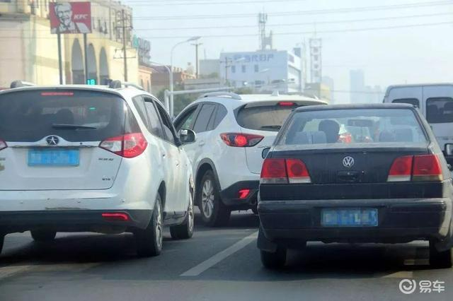 这四个问题正在破坏我们的交通环境!