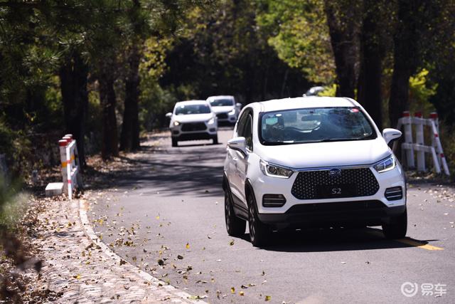 10万级纯电SUV出了爆款候选者,试驾比亚迪S2