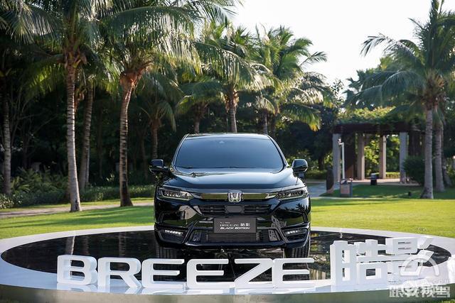 预售18万元的本田皓影,最大的威胁或许不是本田CR-V