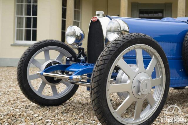 """土豪家最便宜的布加迪 一辆""""玩具车""""够买五辆越野车"""