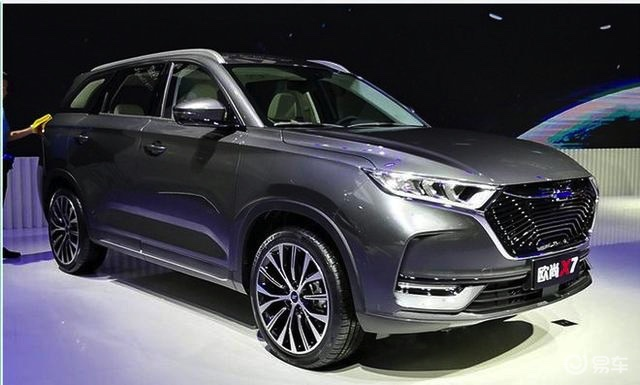 国产车很自信?长安欧尚X7开启预售,价格厚道,带终生质保