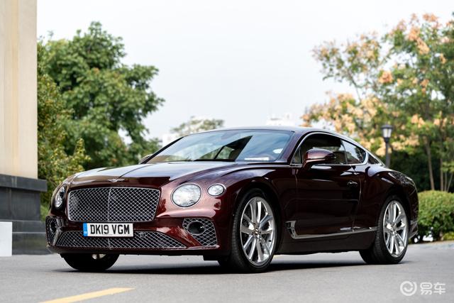 """体验最""""宾利""""的运动传奇 无锡试驾全新欧陆GT"""