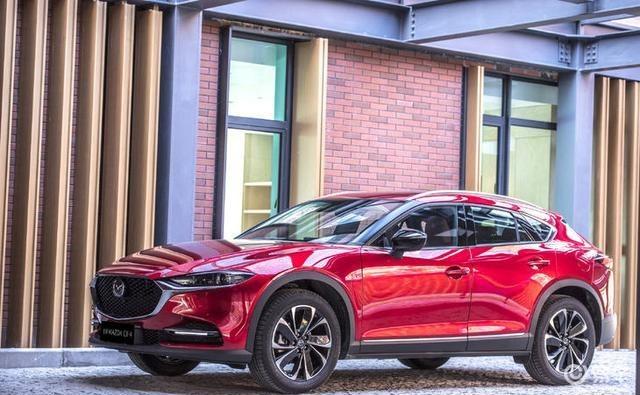 价格14.98-22.00万元 马自达新款CX-4预售